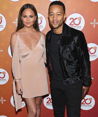 Chrissy Teigen Flaunts Her Toned Legs on Casino Date Night with John Legend