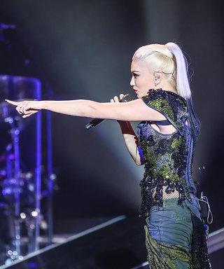 Blake Shelton Joined Gwen Stefani on Stage for Two Surprise Performances This Weekend