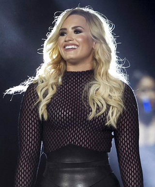 "Demi Lovato Goes Back to Blonde in New ""Goldie Locks"" Selfie"