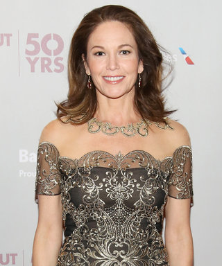Diane Liane Marks Her Return to Broadway in a Figure-Flaunting Metallic Dress