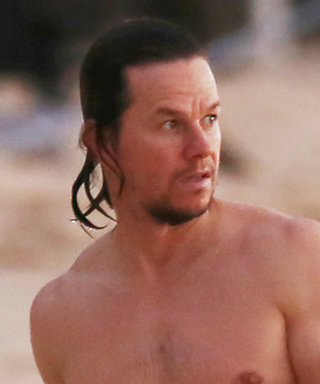 Mark Wahlberg Shows Off His Hot Beach Bod in Barbados
