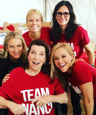 Reese Witherspoon, Courteney Cox, and More Celebs Step Out for the ALS Walk