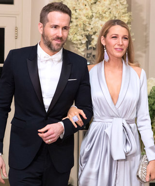 """Blake Lively and Ryan Reynolds Get """"Schooled"""" in the Kitchen by Food Network Chefs"""