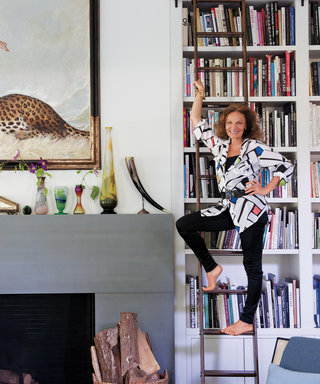 Peek Inside Diane von Furstenberg's Idyllic Country Home