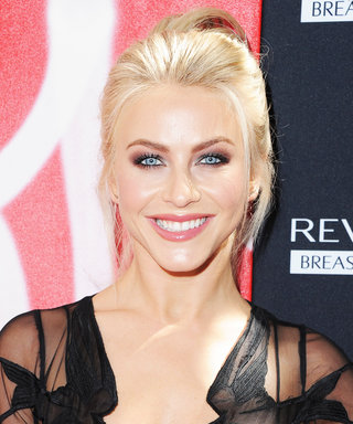 Julianne Hough Had an '80s Supermodel Moment You Need to See