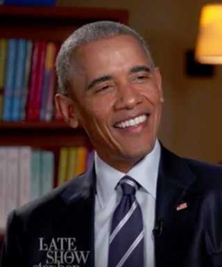 Watch President Obama Hilariously Practice Job Interviews with Stephen Colbert