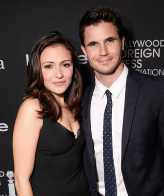 Here's the Stunning Dress Italia Ricci Chose for Her Wedding to Robbie Amell