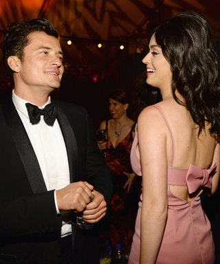 Exes Katy Perry and Orlando Bloom Vacation Together in the Maldives