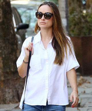 Olivia Wilde Glows During Solo Outing in N.Y.C. Just Days After Giving Birth