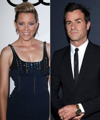 "You Have to See Justin Theroux and Elizabeth Banks's Hilarious ""High School"" Throwback"