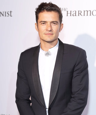 Orlando Bloom Advocates for Women in a Cool Message Tee