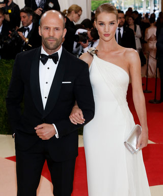 Rosie Huntington-Whiteley Cozies Up to Jason Statham in a Love-Struck 'Gram