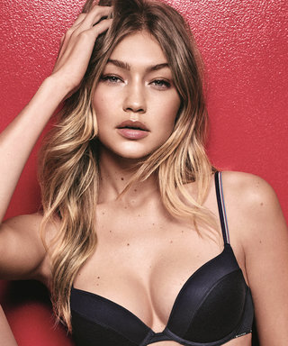Gigi Hadid Strips Down to Her Underwear for Latest Tommy Hilfiger Campaign