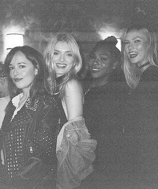 The Ultimate Girls' Night Out Includes Dakota Johnson, Sienna Miller, Karlie Kloss, and Cara Delevingne—Here's Proof