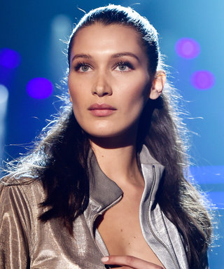 Watch Bella Hadid Strut Her Stuff as She Auditions for the Victoria's Secret Fashion Show