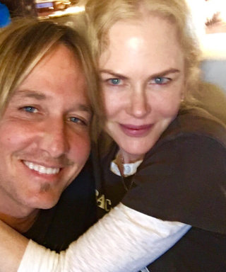 "Keith Urban's ""Best Birthday Ever"" Involves a Low-Key Night with Nicole Kidman and a Chocolate Cake"