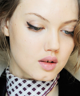 Nail the Perfect Cat Eye (in 1-Second Flat!) with This Beauty Tool