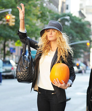 13 Celebrities That Prove Pumpkins Are the Best Fall Accessory