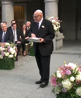 "New Wedding Trend Alert: ""Flower Grandpas"" Are Totally Happening"
