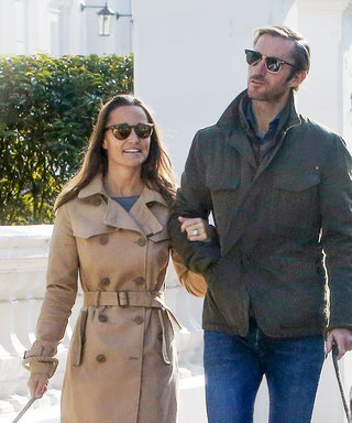 Pippa Middleton and Fiancé James Matthews Spotted Together for First Time Since Engagement