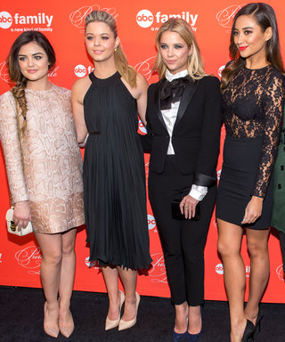The Pretty Little Liars Cast Got Matching Rings and the Hidden Meaning Will Make You Emotional