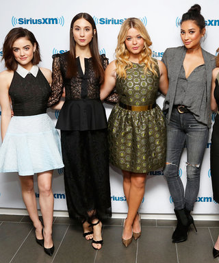 Prepare to Fan Girl: The Pretty Little Liars Cast Got Matching Tattoos