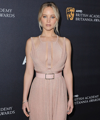 Jennifer Lawrence WOWS at the Britannia Awards (Plus, Who She'd Nominate for President!)