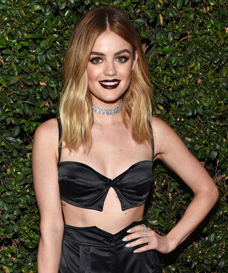 See How Lucy Hale Looks as a Blonde