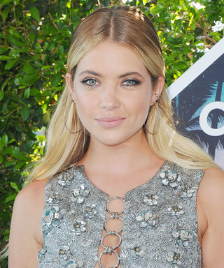 Ashley Benson Debuts the Latest 'Pretty Little Liars' Hair Makeover