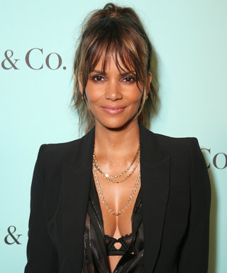 """Halle Berry Wishes Us an """"Ab-y Halloween"""" with Her Sexy, Toned Midriff"""
