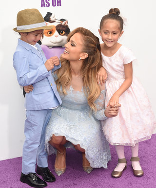 Jennifer Lopez's Twins Look Just Like Her and Dad Marc Anthony in Their Halloween Costumes—Take a Look!