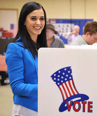 Stars Who've Exercised Their Right to Vote in 2016