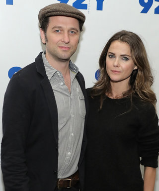 Keri Russell Shows Off Her Post-Baby Bod on Date Night with Matthew Rhys