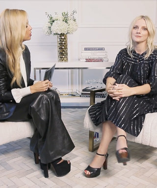 THE HOT SEAT: Rachel Zoe Sits Down With InStyle's Editor in Chief