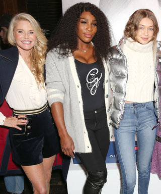 Serena Williams and Gigi Hadid Toast Tommy Hilfiger's New Memoir