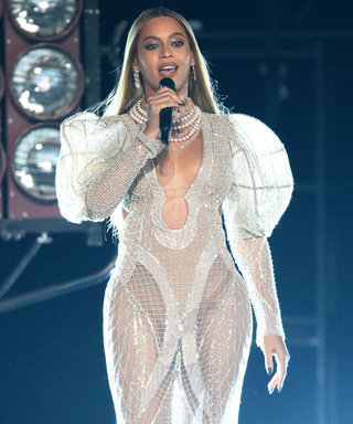 Get a Closer Look at Beyoncé's 2 Incredible Gowns from the CMA Awards