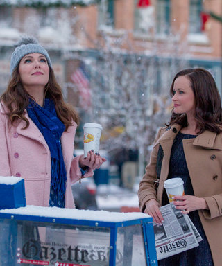 Rory Would Flip Over ThisGilmore Girls-Inspired Eyeshadow Set
