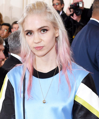 Grimes Got a Huge New Tattoo on Her Hand