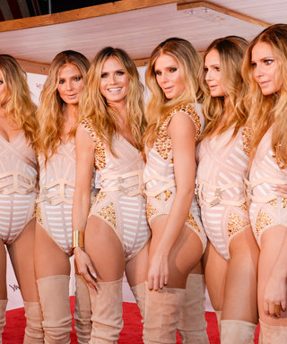 Heidi Klum's Halloween Costume Took 11 Hours to Put Together