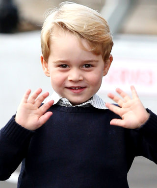 Ben Affleck's Son Got a Cold from Prince George
