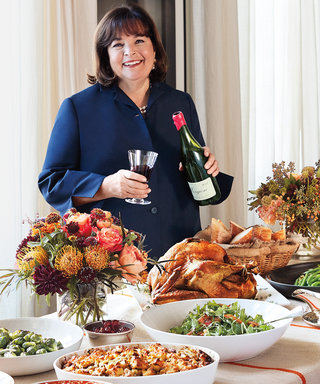 How to Throw a Thanksgiving Feast Like Ina Garten