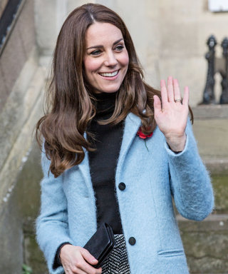 Kate Middleton Delivers an Essential Lesson in Fall Fashion