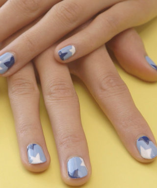Nail Art Know How: Lucky Stars