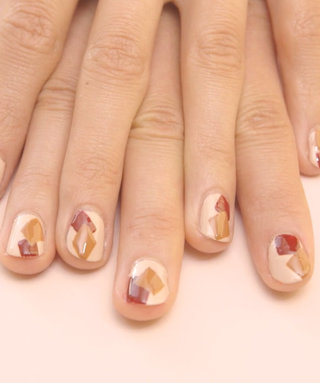 Nail Art Know How: Stacked Squares