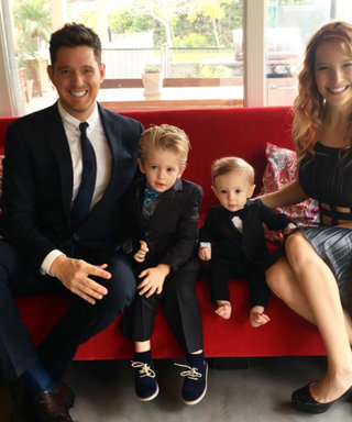 Michael Bublé's 3-Year-Old Son Noah Has Cancer