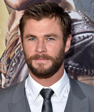 Chris Hemsworth Is the Cutest Dad in Sweet Instagram with His Twin Sons