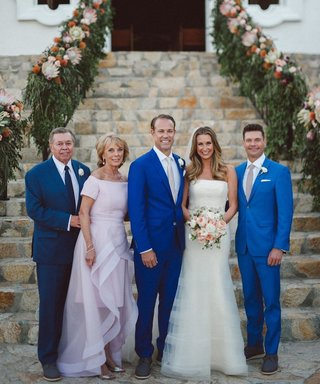 "Ryan Seacrest Is a Proud ""Man of Honor"" in His Sister's Wedding"