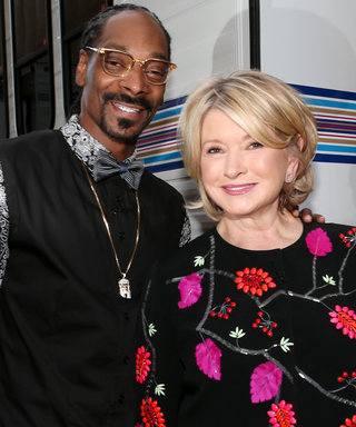 Martha Stewart and Snoop Dogg's New TV Show Has a Next-Level Guest List