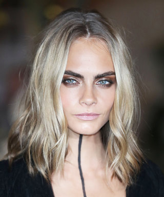Leave It to Cara Delevingne to Get the Coolest Hand Tattoo Ever