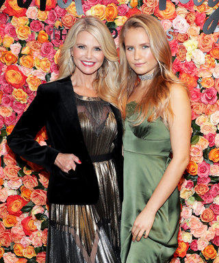 Christie Brinkley and Her Daughter Sailor Are Total Twins on Red Carpet